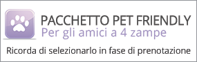 Pacchetto Pet Friendly BW Hotel Turismo