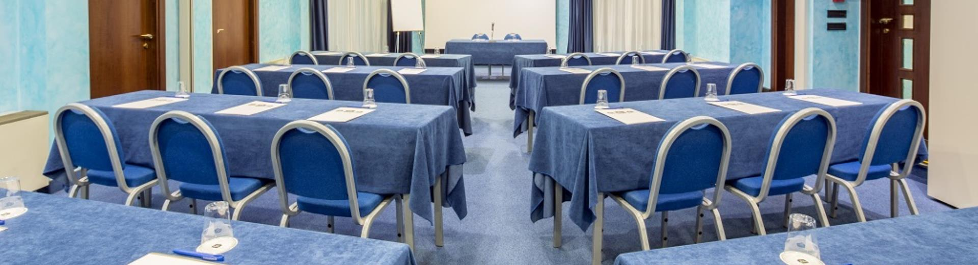 Organize your meeting at the BW Hotel Turismo