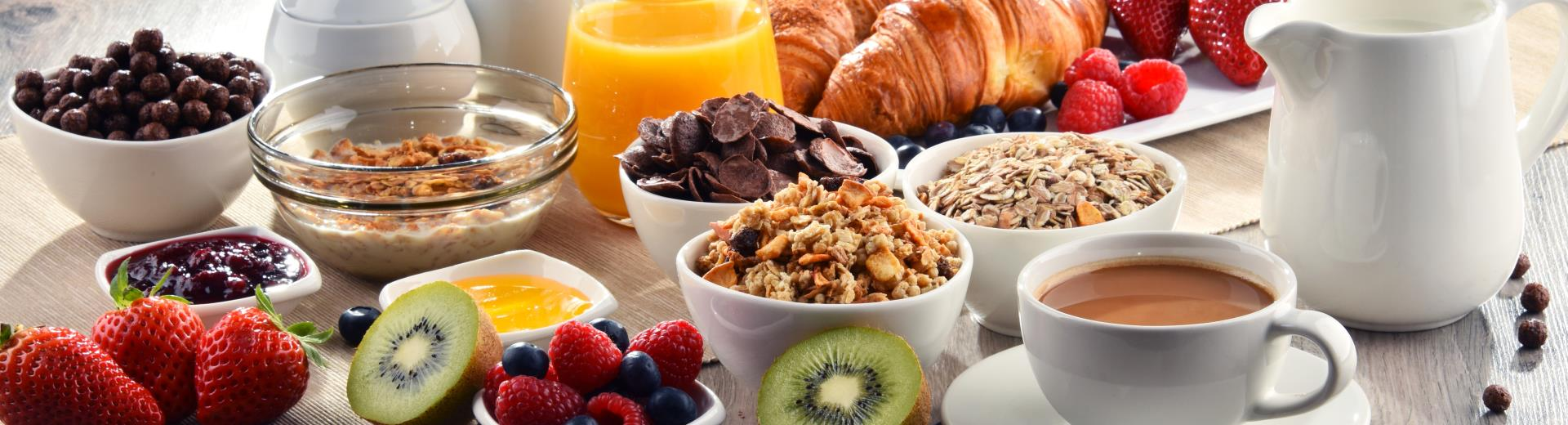 For members of Best Western Rewards® Platinum, Diamond and Diamond Select breakfast is free!