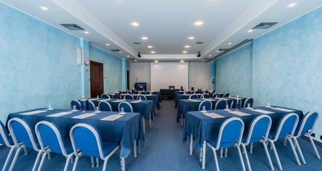 Conferences, meetings, business meetings? The BW Hotel Turismo gives you the right room and the right equipment!