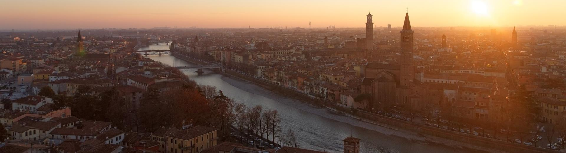 Visit Verona and stay at the Best Western Hotel Turismo