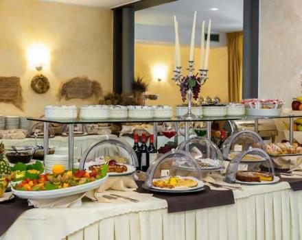 Haven't yet tried our breakfast? Book the Hotel Turismo Verona!