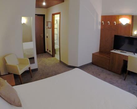 The Hotel rooms are appreciated for cleanliness, design and comfort