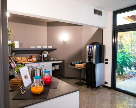 Looking for a hotel in Verona with a rich, healthy breakfast that satisfies all tastes? Then choose Hotel Tourismo and discover all the proposals to start the day at its best!