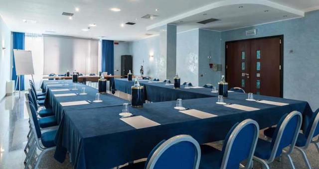 Meeting Room of the Best Western Hotel Turismo